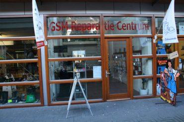 GSM reparatiecentrum