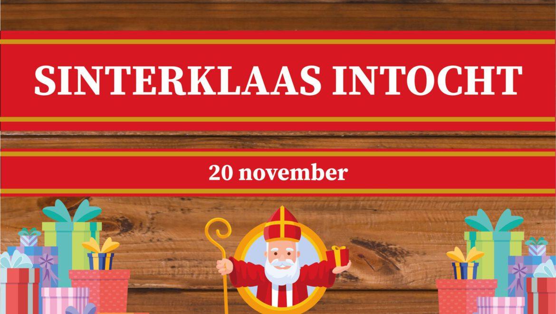 Sinterklaas intocht 2021